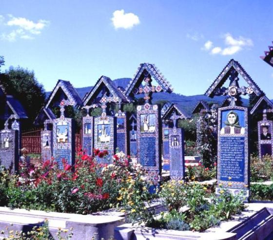 Cimitero di Sighetu Marmatiei